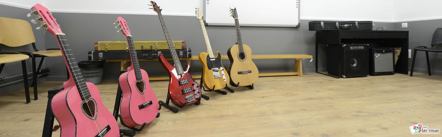 Escuela de Música Las Rosas