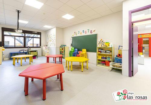 Enseñanzas - Educación Infantil