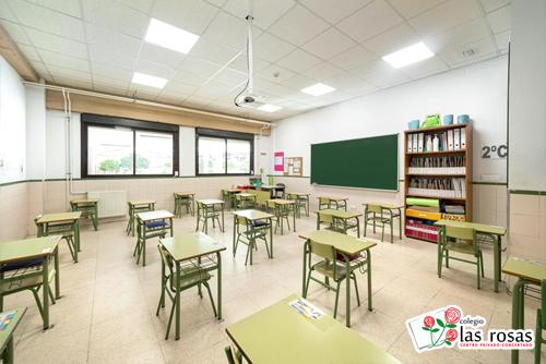 Aulas de Educación Primaria